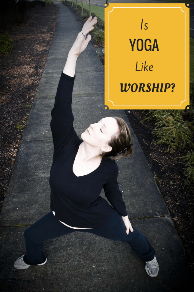 Is YOGA like worship? Fit2b.us