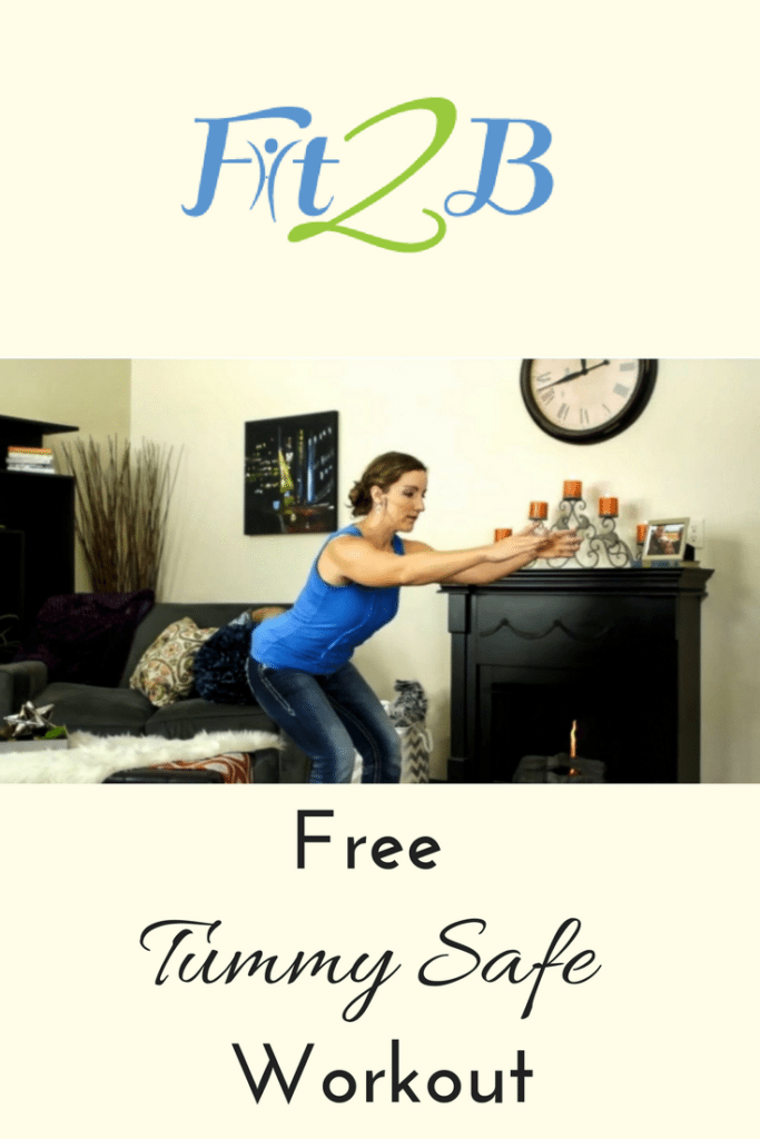 Try a free Fit2B workout!