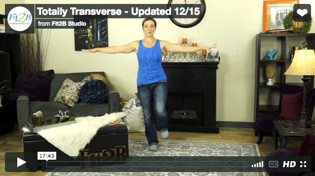 TS - Totally Transverse - Fit2B.com