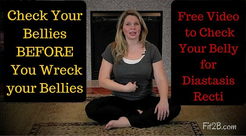 Check Your Bellies BEFORE You Wreck your Bellies
