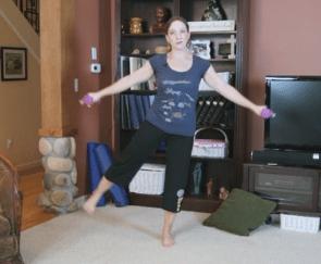 Thigh Workout II - fit2b.com