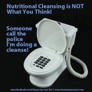 Does nutritional cleansing work? Read this to learn how healthy tummies lead to happy mommies!