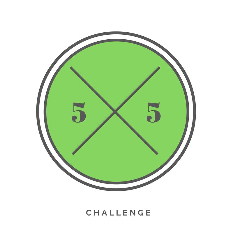 5X5 Challenge Workout