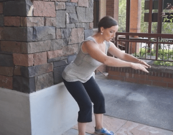 Wall Workout with Bethany - fit2b.com