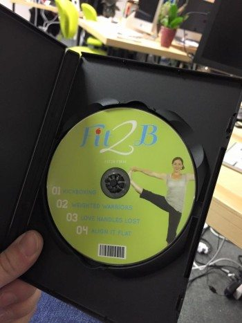 fit2b.us has a DVD coming to Amazon! Are you on the notification list for the special sale day?