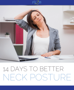 14 Days to Better Neck Posture - Fit2B Studio