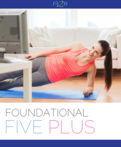 Foundational Five Plus - Fit2B Studio