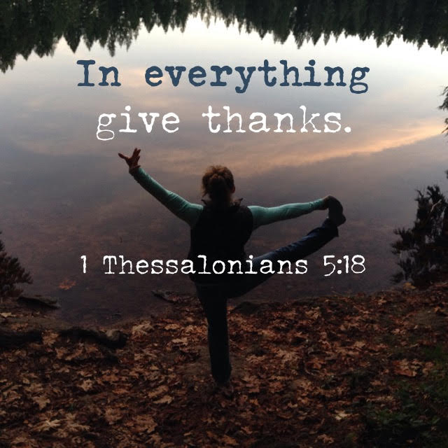 Bare Naked Thankfulness - fit2b.com