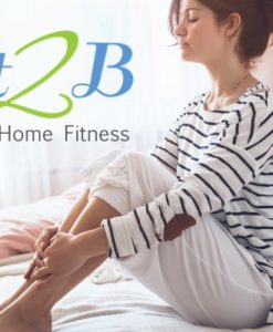 Fit2B Online Home Fitness