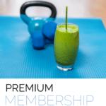 Fit2B Premium Membership