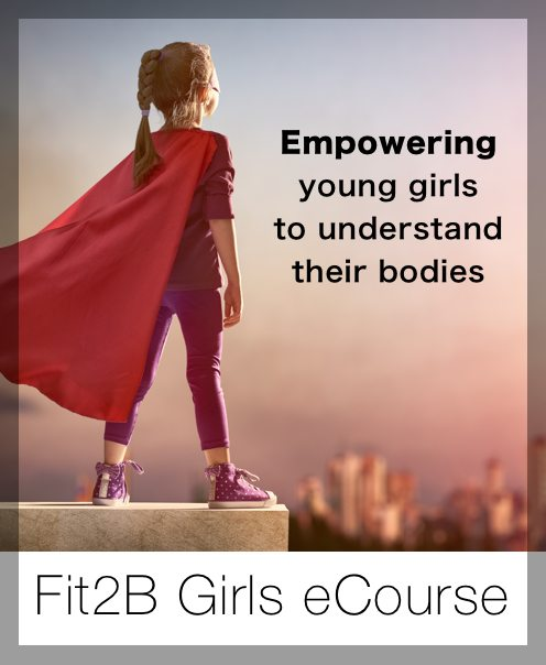 Fit2B Girls - An Ecourse By Fit2B Studio - fit2b.com