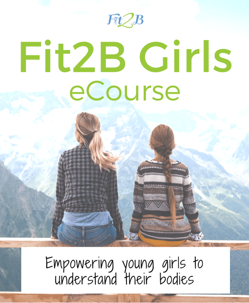 Fit2B Girls eCourse - Fit2B
