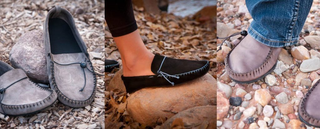 Unshoes Forager. These shoes are extremely soft, supple, and lightweight which make them some of the most comfortable and minimal shoes out there!
