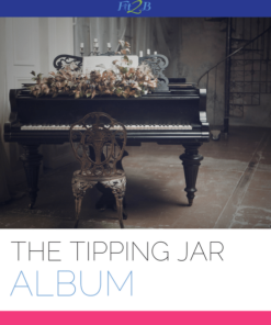 The Tipping Jar by Alice Anne Behnke - Fit2B Studio