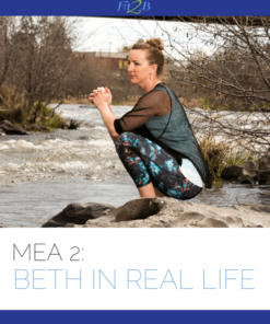 MEA 2 - Beth in Real Life - Fit2B.com