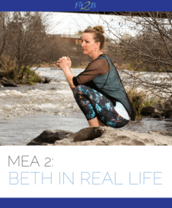 MEA 2 – Beth in Real Life