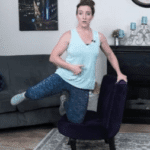 Fit2B ecourse: Startup7 – Hipster Chair Moves Workout
