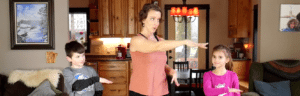 Kids Midline Crossing Exercise Routine - Fit2b.com