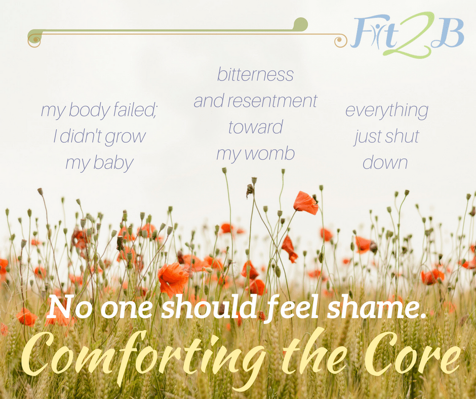 Comforting the Core: Interview with a bereavement doula - Fit2B.com