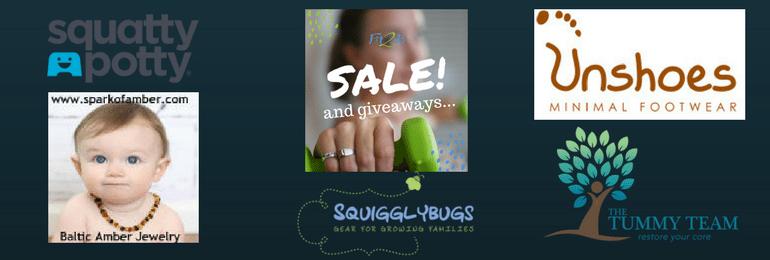 Fit2B Sale plus giveaways!