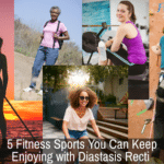 5 Fitness Sports You Can Keep Enjoying with Diastasis Recti - Fit2B.com