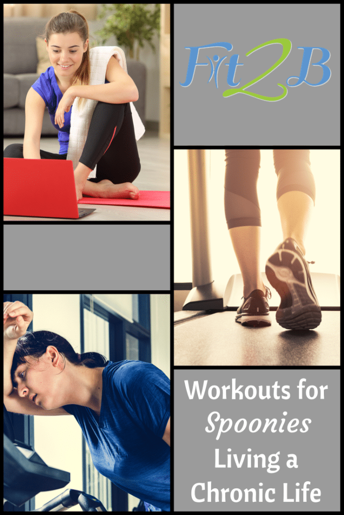 Gentle Exercise Videos for Those Living a Chronic Life - Fit2B.com - #spoonie #spoonies #spoonieproblems #chronicillness #chroniclife #chronicfatigue #multiplesclerosis #chroniclife #migraines #migrainelife #fitness #fitnesshacks #healthy #fitmom #fitmama