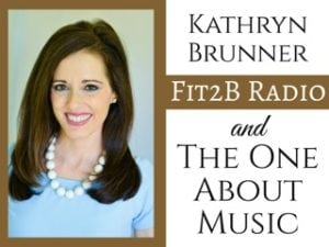 EP 32 - The One About Music With Kathryn Brunner