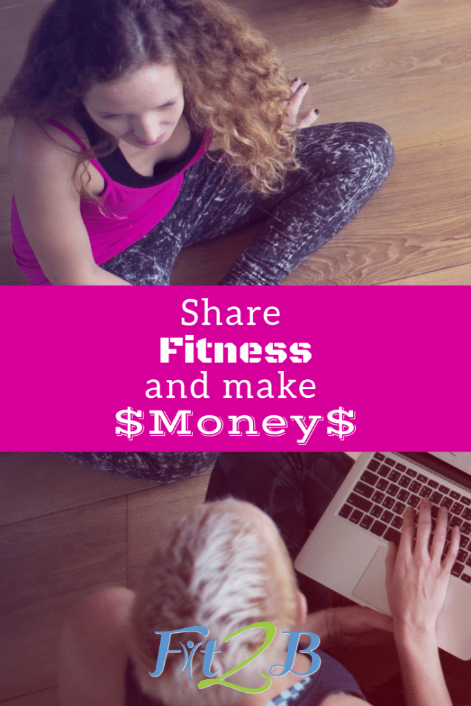 Share Fit2B! Give $10 and Get $10- Fit2B.com - Have you ever wondered if you could somehow make money and support your love of fitness? Simply giving $10 to a friend can credit you $10 and help you reach your exercise goals! #fitness #fit #fitfam #fitmom #fitmama #makemoney #health #healthy #exercise #momlife #momonamission #passiveincome #diastasisrectirecovery #core #corestrengthening