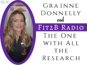 EP 43 - The One With All The Research With Gráinne Donnelly