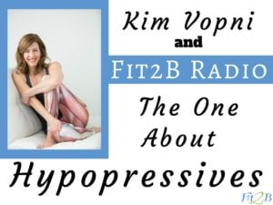 EP 45 - The One About Hypopressives With Kim Vopni