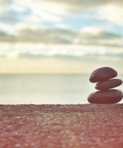 3 stacked rocks - fit2b.com