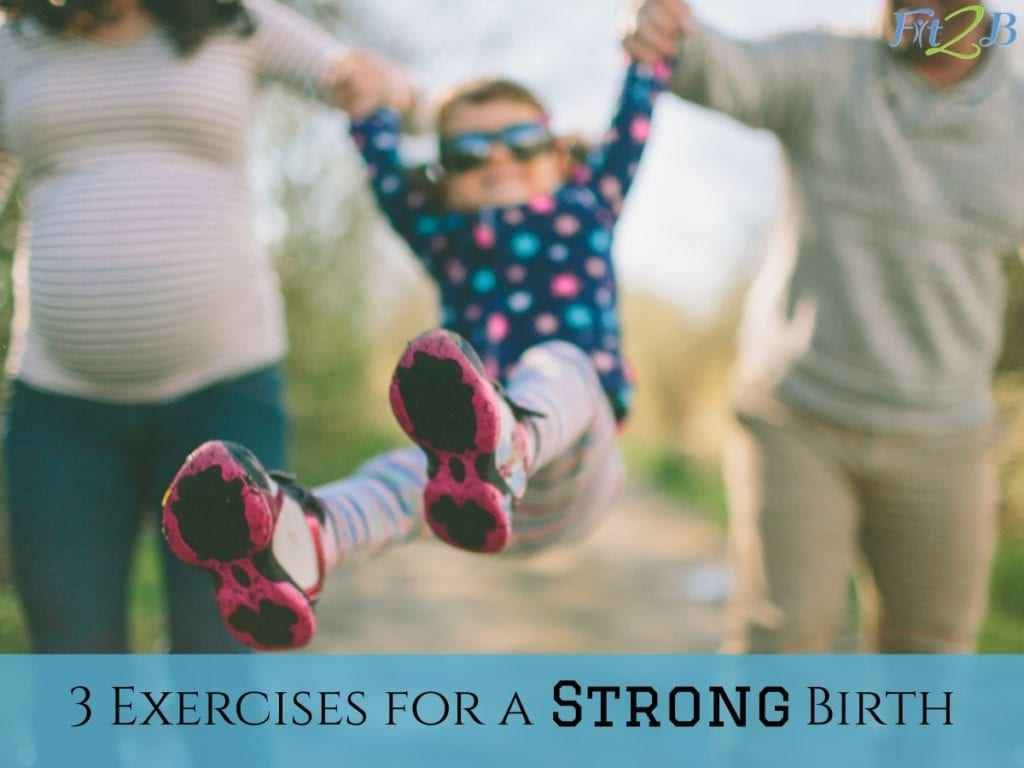 Three Exercises for a Strong Birth - Fit2B.com - Whether you are going with a natural birth, epidural, vaginal, or c-section, strong abdominal muscles will help you deliver and recover faster. Here are 3 exercises you can work on NOW for a better birthing experience. #fitpregnancy #fitmom #fitness #pregnancy #weekspregnant #pregnant #healthypregnancy #fitnessmotivation #fit #momtobe #momlife #babybump #pregnantbelly #fitfam #maternity #postpartum #thirdtrimester #pregnantlife #mommytobe #preggo #bump #fitnessmodel #workout #fitspiration #fitnessjourney #fitmama #gym #fitlife #fitspo #bhfyp