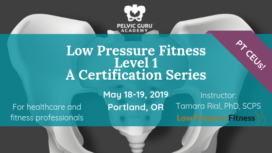 Low Pressure Fitness Level 1 Hypropressives Certification - fit2b.com