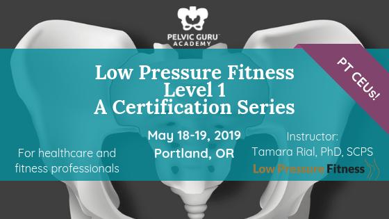 Low Pressure Fitness Level 1 Hypropressives Certification - fit2b.com