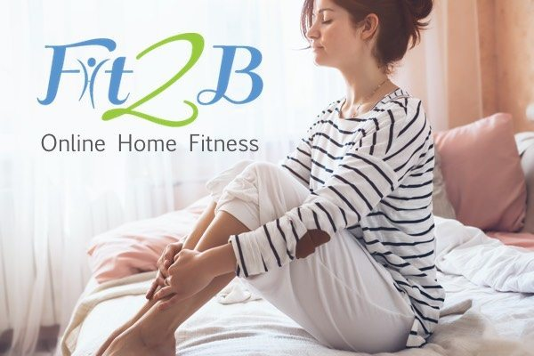 Online Home Fitness Image - Fit2B.com