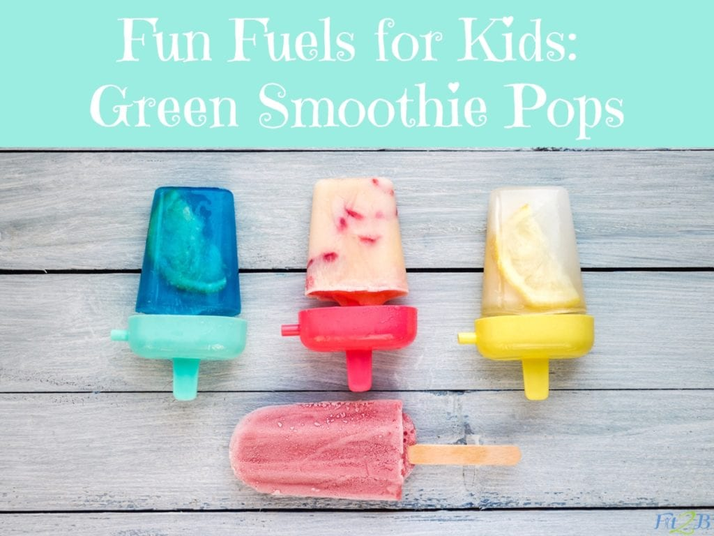 Fun Fuels for Kids: Green Smoothie Pops - Fit2B.com - Keeping my fridge stocked with things my family has time to eat AND enjoy is an adventure in compromise. Here are some recipes of healthy frozen treats your kids might enjoy this summer as you keep your fitness motivation up. - #recipe #recipes #healthy #thefitlife #foodie #smoothie #homemade #nomnom #cleaneating #eatwell #goodeats #eathealthy #eatright #yummy #diastasis #diastasisrecti #diastasisrecovery #healthylifestyle #homeworkouts_4u #homefitness