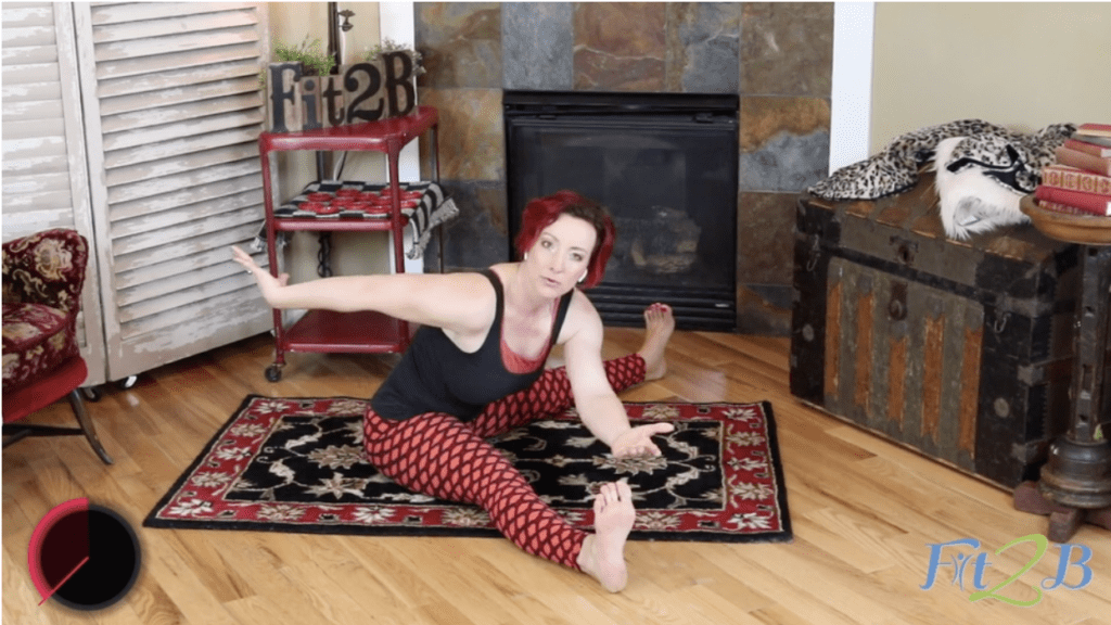Color Series: Red Home Exercise Videos - Fit2B.com - Color Series: Red Workouts for diastasis recti and pelvic floor at fit2b.com
