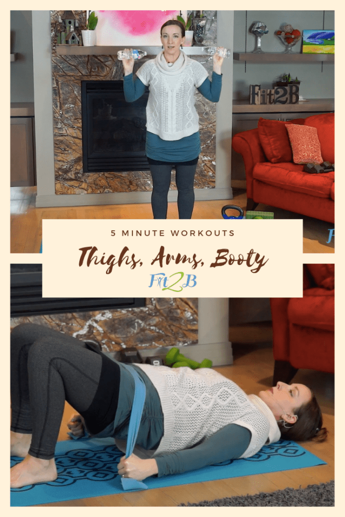 5 Minutes With Fit2B- Fit2B.com - Busy Mom, do you know you need a good arm workout / leg workout, but how? When you only have 5 min for your home workout, we got you covered with diastasis friendly and tummy safe routines. Check these out! - #fitnessjourney #fitnessmotivation #getfit #fitmomlife #bodypositive #fitmom #thefitlife #strongnotskinny #homefitness #abworkout #homeworkouts_4u #healthylife #healthylifestyle #fitnessroutine #coreworkouts #diastasisrecti #diastasis #diastasisrecovery #fit2b #bunsofsteel