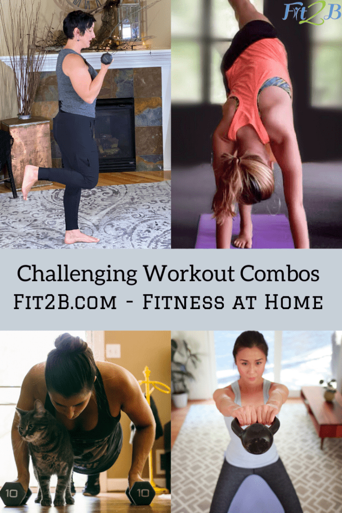 Challenging Workout Combos - Fit2B.com - Fit2B knows that your workouts have made you stronger and you want more cardio at home and body building workouts. Our streaming service let's you do fitness at home with challenging combinations you've worked up to. With each health workout you'll continue to get workout tips and cues that will keep your core safe from diastasis recti. #fit2b #diastasis_recti #workouts #fitness_at_home #how_to_exercise #healthy_lifestyle #exercise_and_fitness #exercise_plan #health_workout #workout_tip #cardio