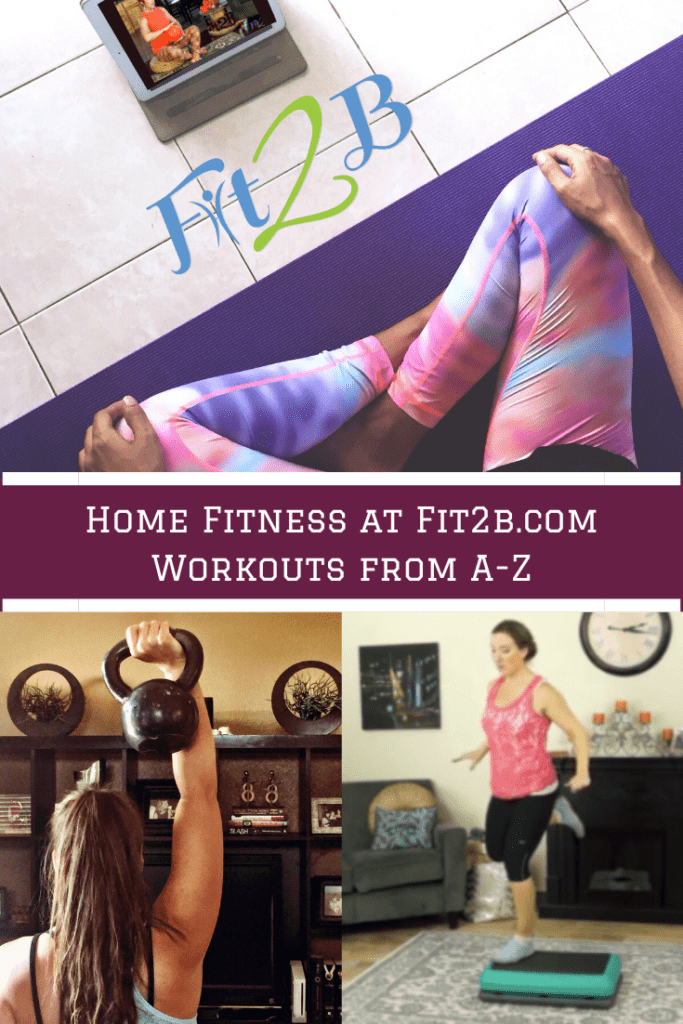 Workouts from A-Z - Fit2B.com - Fit2B knows busy moms are looking for a fitness program for women that will make her stronger without damaging her body. Prenatal workouts, fitness for the postpartum body, 5-minute workouts for when you're short on time—it's all right here for you in a tummy-safe program that will strengthen your core even if you have diastasis recti or other core weaknesses. #fit2b #diastasisrecti #busymoms #fitnessprogramforwomen #stronger #prenatalworkouts #postpartumbody #tummysafe #corestrengthening #core