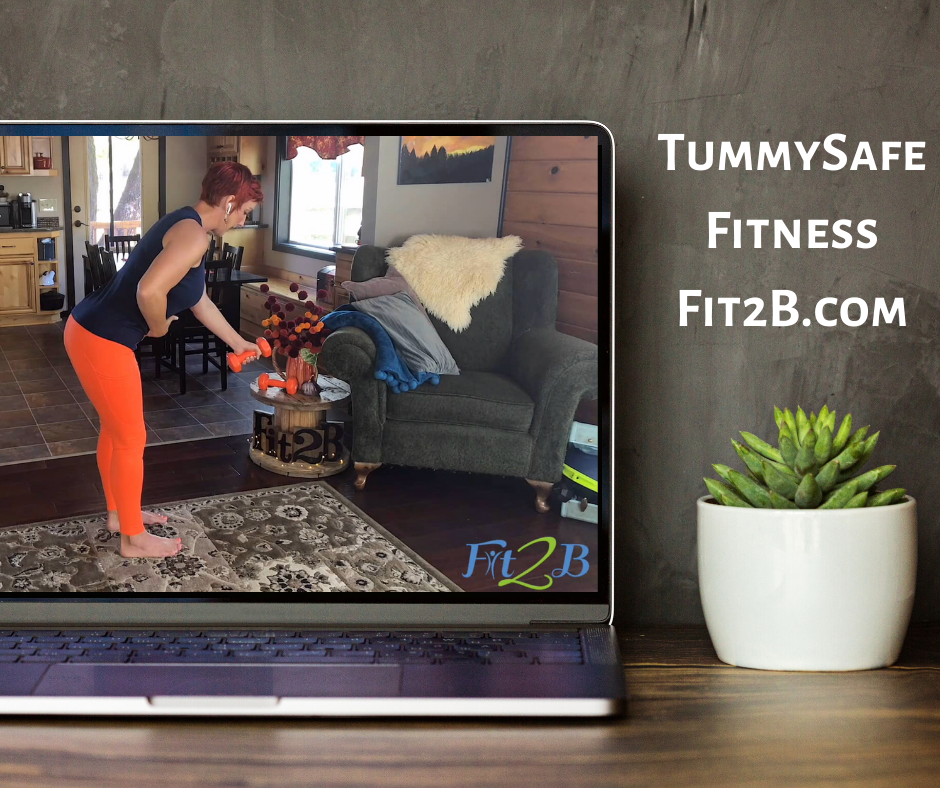TummySafe Fitness - Fit2B.com