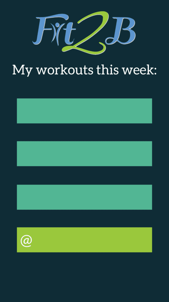 This or That - Shareable Instagram Fitness Image from fit2b.com - Fit2B.com