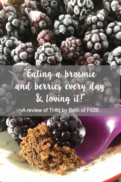 Fit2B Reviews Trim Healthy Mama