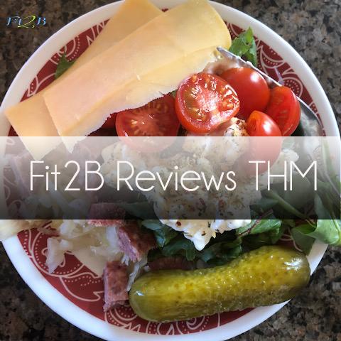 Fit2B Reviews THM