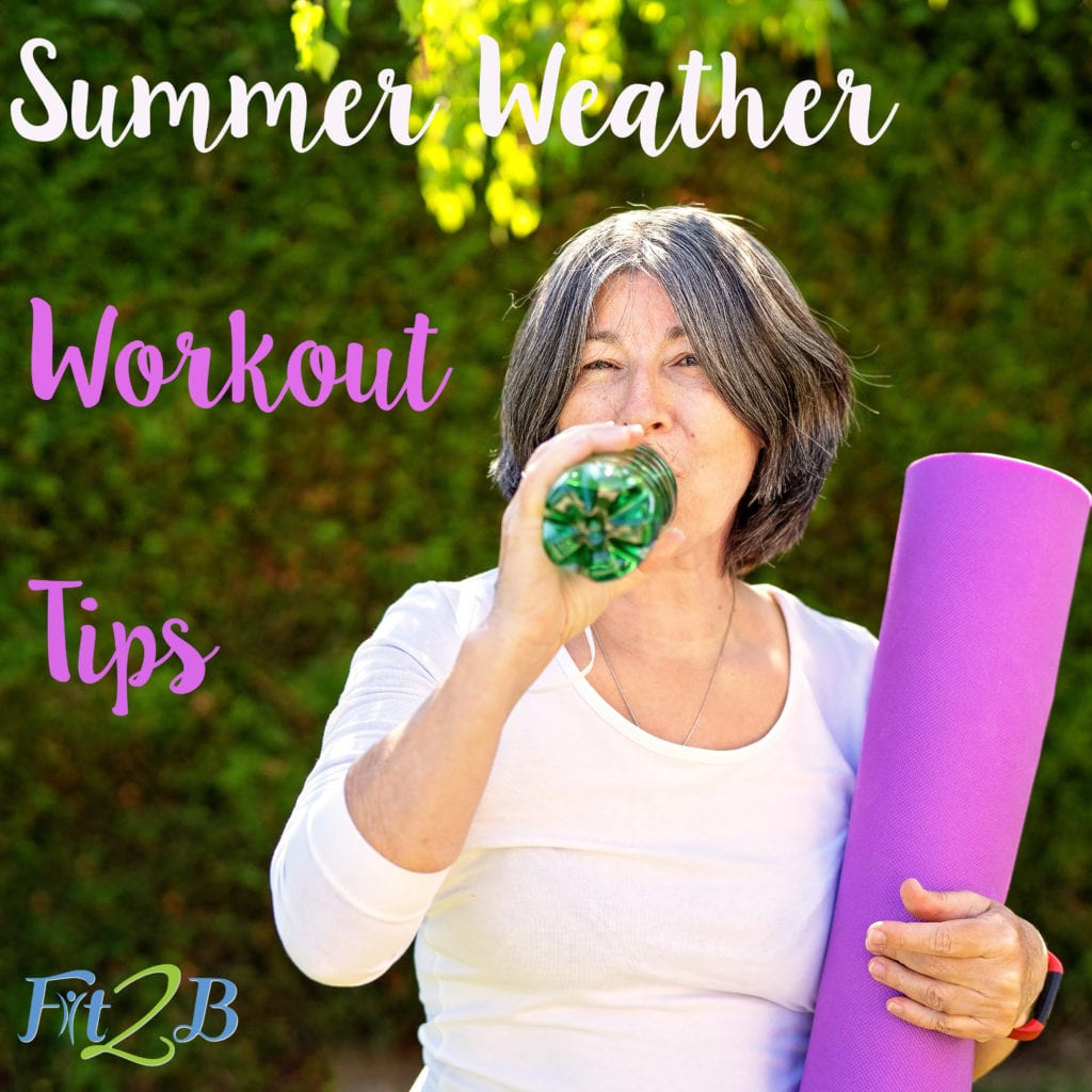 Workout Tips for Hot Weather