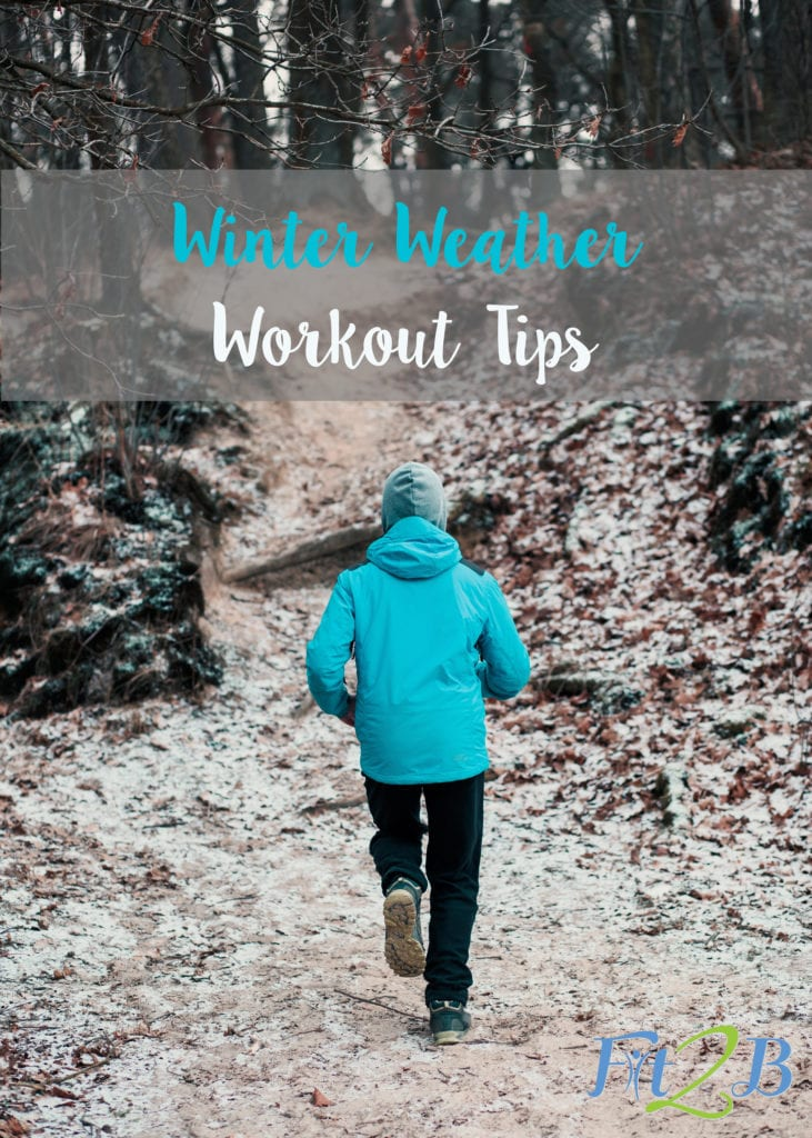 Workout Tips for Winter Weather