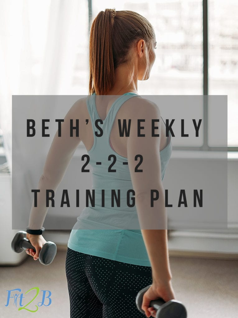 Weekly Training with Beth