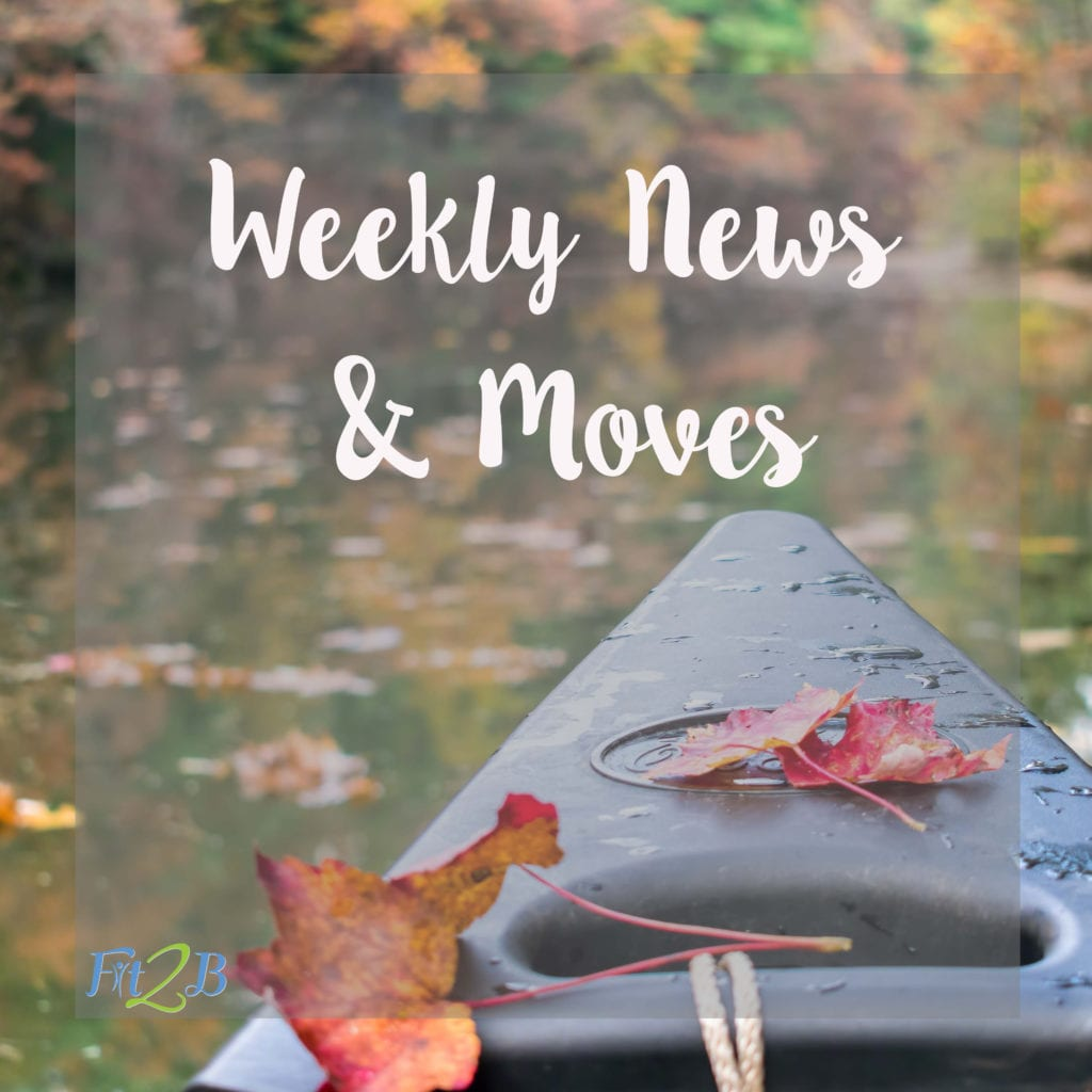 Weekly News & Moves: Sample a free workout for Diastasis Recti on fit2b.com