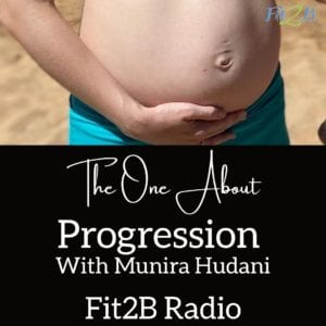 When dealing with a Diastasis Recti, making progress can be challenging. How do we know when to move forward in our workouts or perhaps step back and return to the basics? If someone is stuck in fear of making a progression forward, what signs can they watch for in their bodies to know how to proceed? What about people who are way ahead, doing challenging things that may not be wise for their abdominals? We discuss the principles of progression with Diastasis in depth in this episode with physical therapist Munira Hudani who obtained her Masters of Science in Physical Rehabilitation from the University of Toronto in 2009.