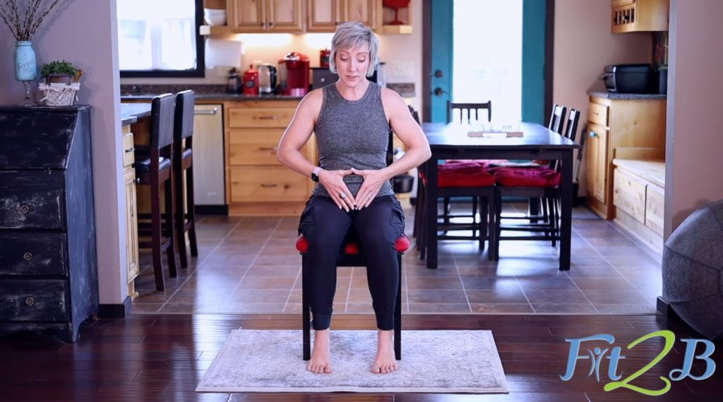 Cue Connections will help people with Diastasis Recti to connect with their core